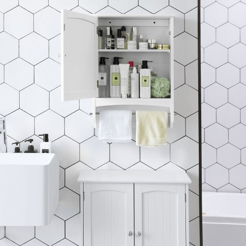 Hanging Bathroom Storage Cabinet