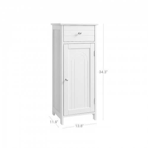 Slim Profile Bathroom Cabinet