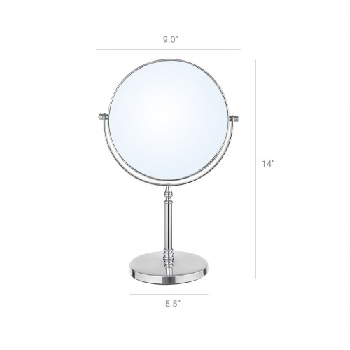 Tabletop Vanity Makeup Mirror