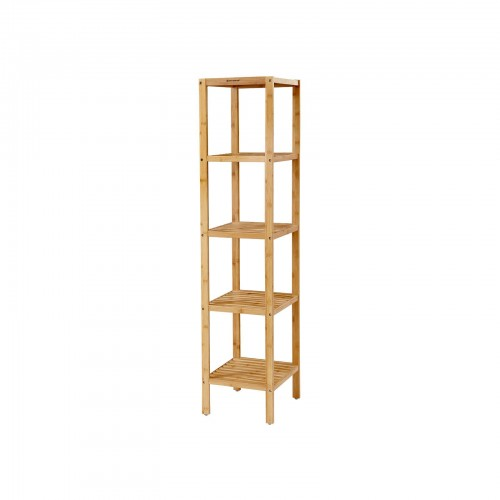 Bamboo Bathroom Storage Shelf