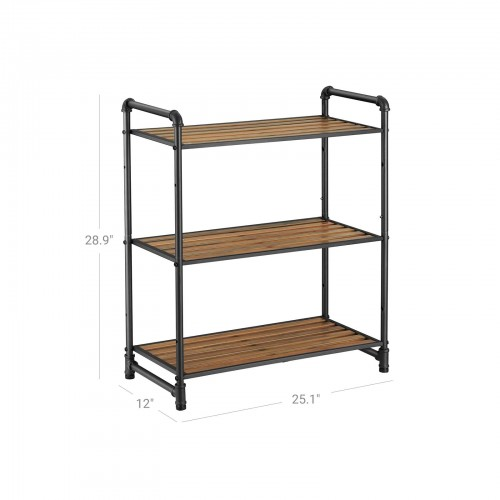 Pipe Frame Storage Rack