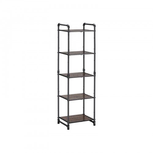 Industrial Style Adjustable Shelf