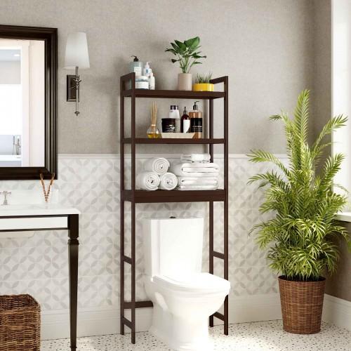 Over The Toilet Storage Bathroom Shelf Songmics