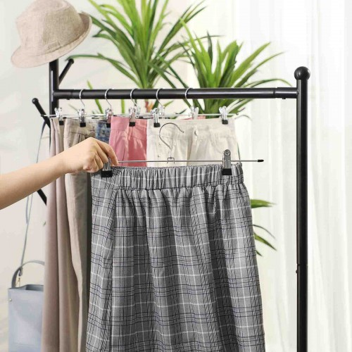 Chrome Plated Pants Hanger