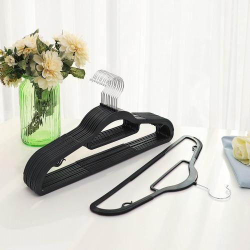Space Saving Plastic Hangers
