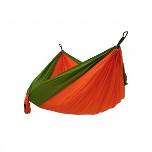 Orange Green Hammock