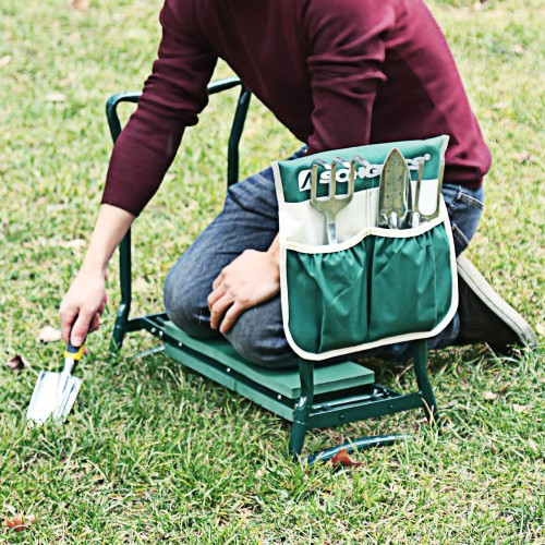 Incredible Garden Kneeler Seat Cjindustries Chair Design For Home Cjindustriesco