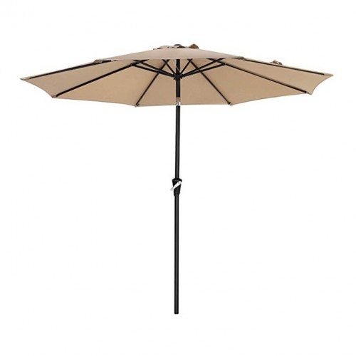 Beige Patio Umbrella