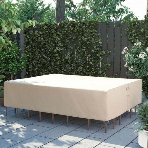 Rectangular Patio Table Cover