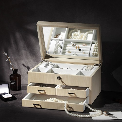 Thickened Frame Jewelry Organizer