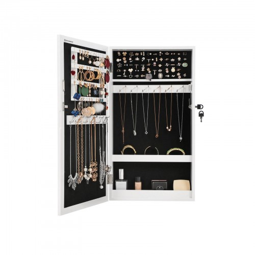 Space Saving Jewelry Armoire