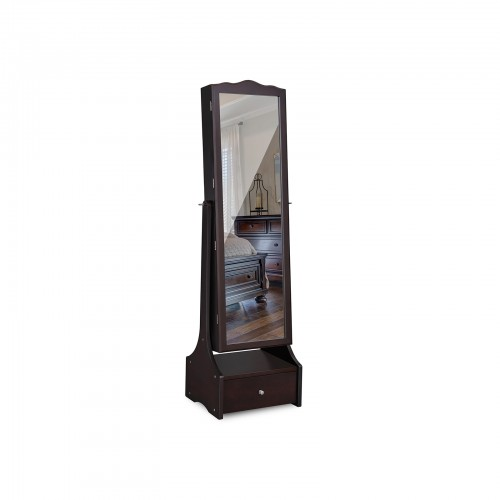 Light Strip Jewelry Cabinet