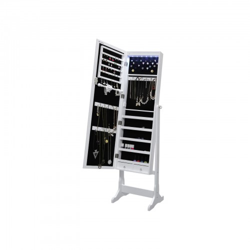 6 LEDs Jewelry Cabinet