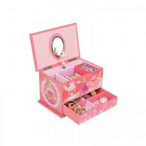 Princess Pink Jewelry Box
