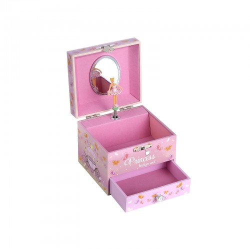 Elegant Princess Jewelry Box