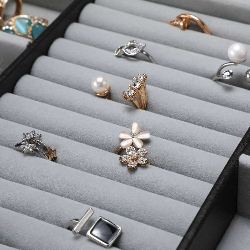 Jewelry Watch Organizer Box