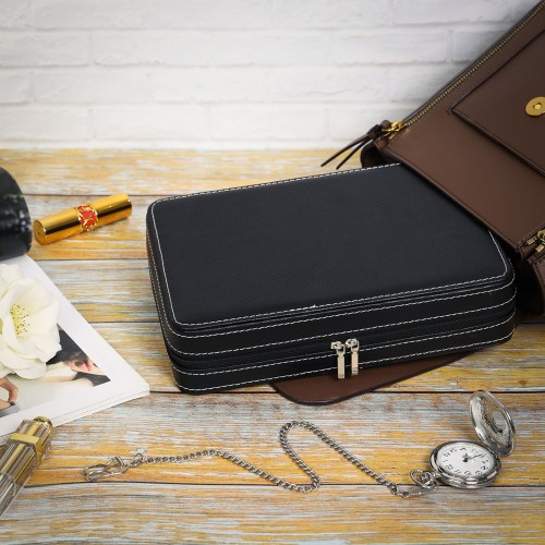 Portable Watch Travel Case
