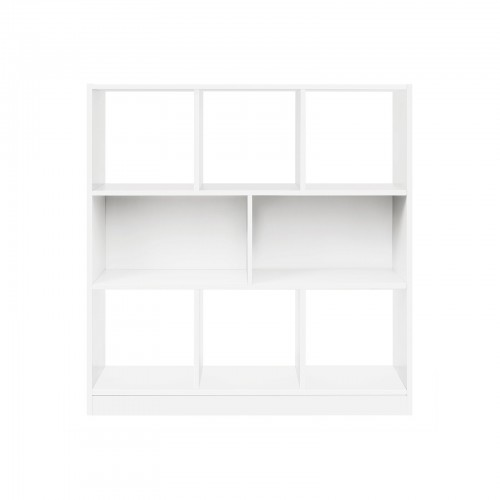 Wooden Open Cubes Shelves