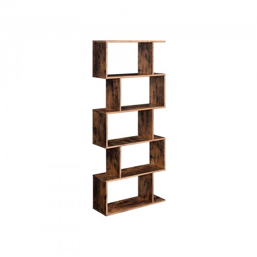 Freestanding Wooden Bookcase