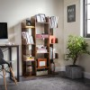 13 Storage Shelves Bookcase