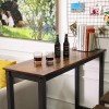 Rectangular Bar Table Narrow