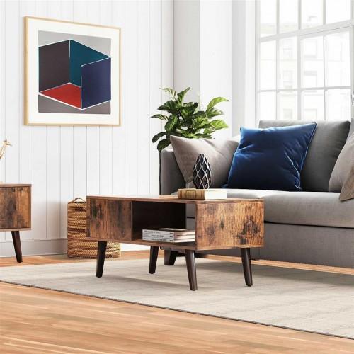 Wondrous Retro Coffee Table Evergreenethics Interior Chair Design Evergreenethicsorg