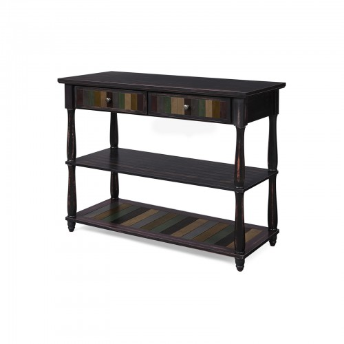 3 Tier Console Table