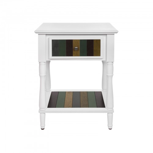 Colorful Drawer Nightstand