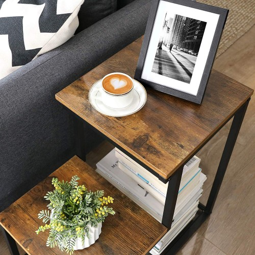 Double Surfaces Side Table