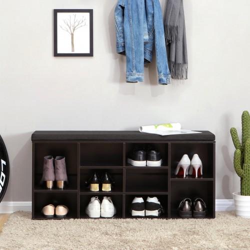 Cubbie Shoe Storage Cabinet