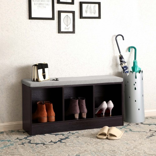 3 Cubes Storage Bench