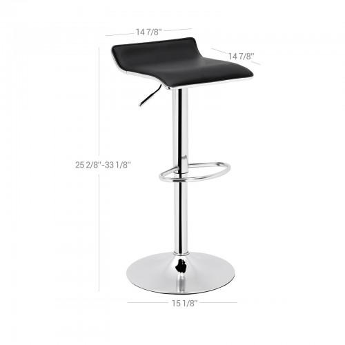 Wondrous Adjustable Bar Stools Ibusinesslaw Wood Chair Design Ideas Ibusinesslaworg