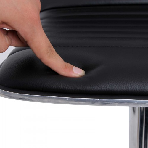 PU Back Bar Stool