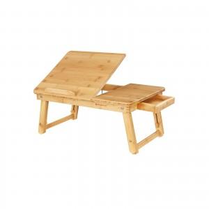Peachy Bamboo Black Laptop Desk Andrewgaddart Wooden Chair Designs For Living Room Andrewgaddartcom