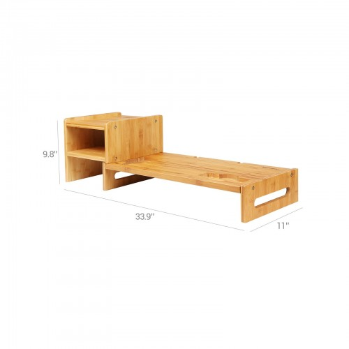 Bamboo Storage Stand Rack