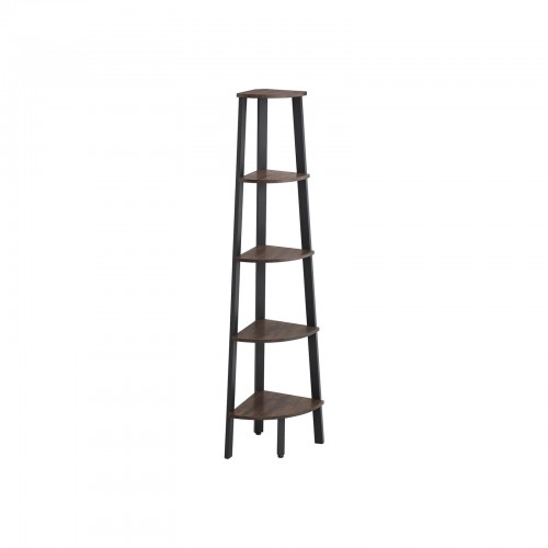 5 Tier Ladder Bookcase