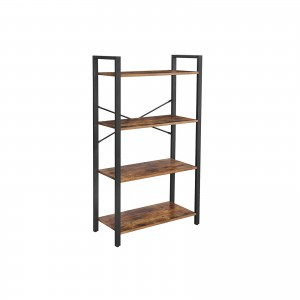 Industrial Ladder shelf Bookcase