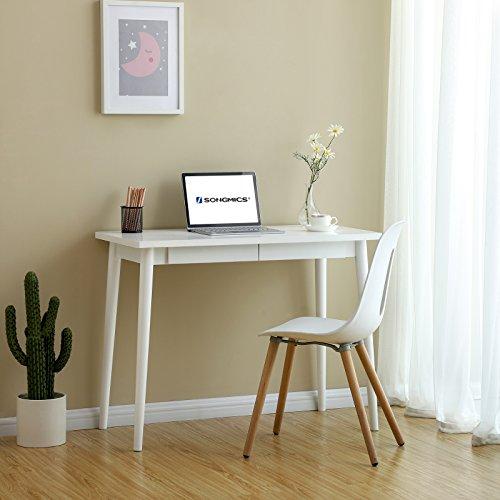 Simple Wooden Modern Desk