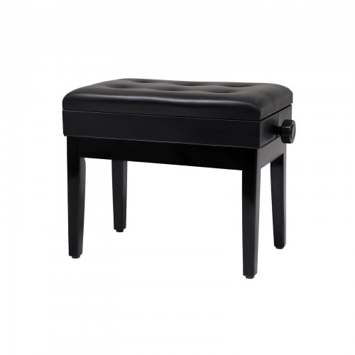 Adjustable Padded Piano Bench
