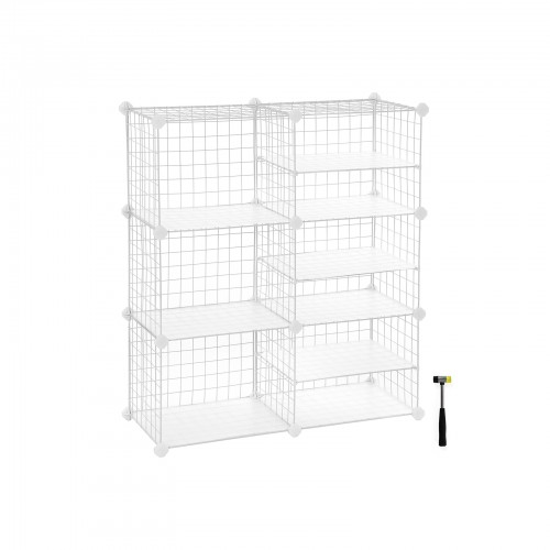 Interlocking Metal Wire Organizer