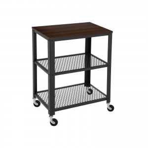 Rustic Kitchen Trolley Cart