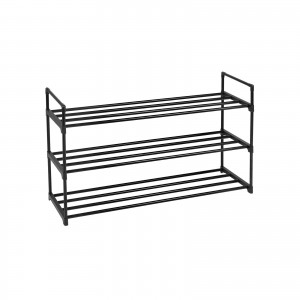 Metal Shoe Tower Shelf