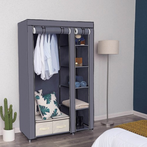 "43"" Portable Clothes Closet"