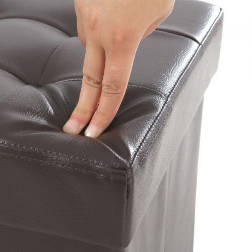 Enjoyable Storage Ottoman Foot Stool Ncnpc Chair Design For Home Ncnpcorg