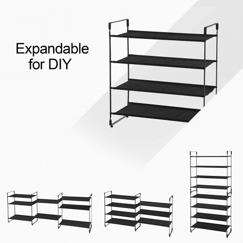 Oxford Fabric Shoe Rack