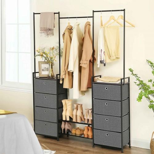 Multifunctional Drawer Dresser