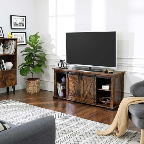 Rustic Style TV Stand