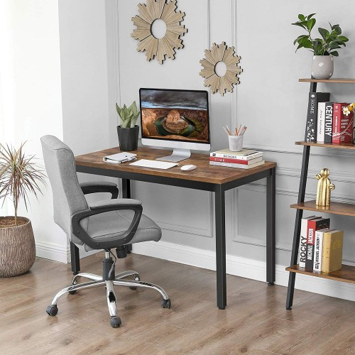 Metal Frame Computer Desk