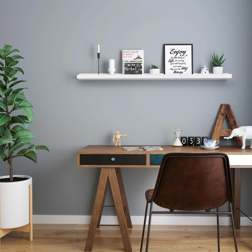 Picture Ledge Floating Shelf