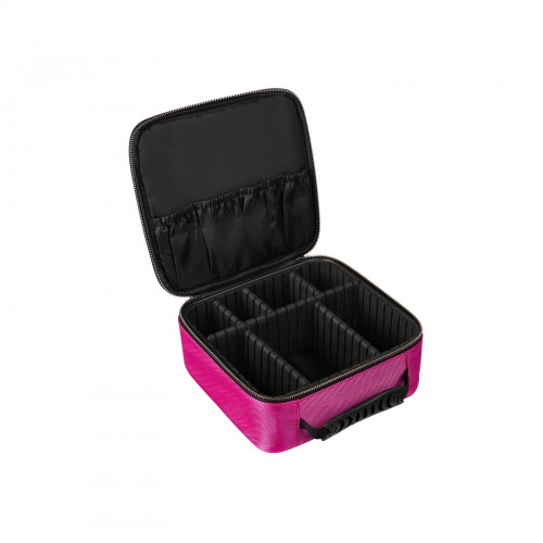 Rose Makeup Train Case